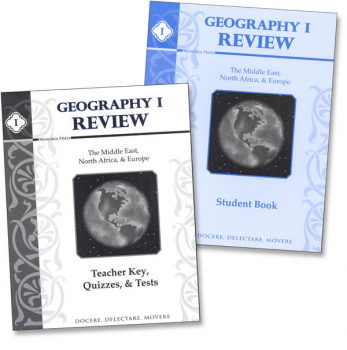 Geography I Review Set
