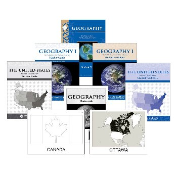 Memoria Press Geography I Complete Set