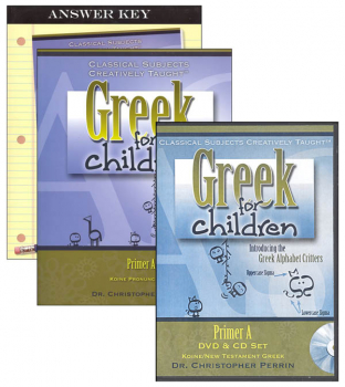 Greek for Children Primer A Bundle