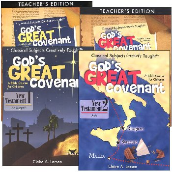 God's Great Covenant: New Testament Book Set