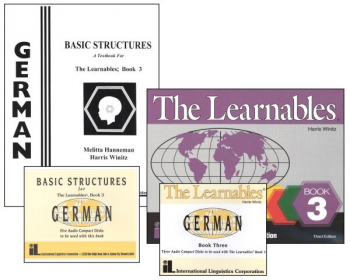 German Level 3 Plus Basic Structures 3