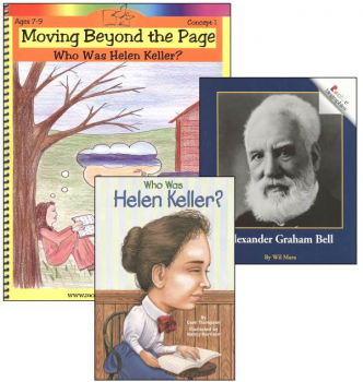 Who Was Helen Keller? Literature Unit Package
