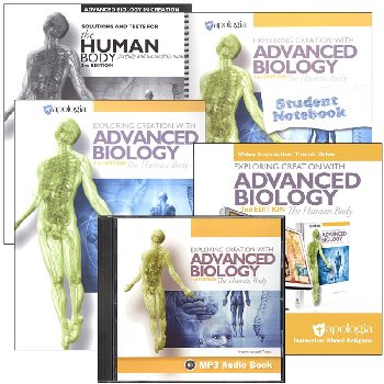 Advanced Biology: Human Body 2nd Edition Deluxe Set