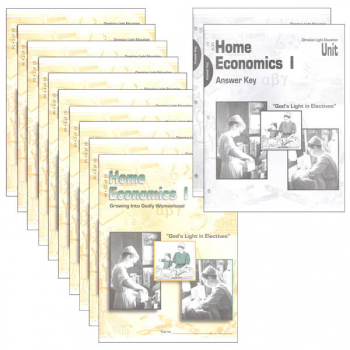 Home Economics 1 Complete Set