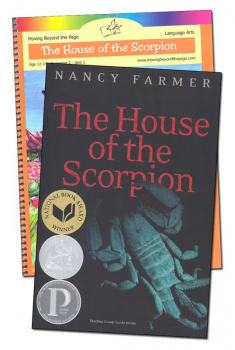 House of the Scorpion Literature Unit Package