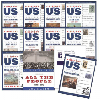History of US 11 Volume Set & Assessment Book (3rd Edition)