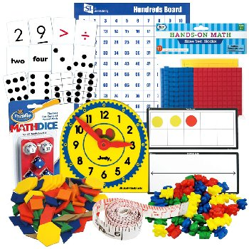 HighPoint Hybrid Academy Math Manipulative Kit