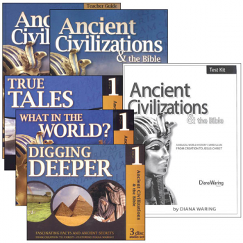 History Revealed: Ancient Civilizations & the Bible - Standard Curriculum Pack
