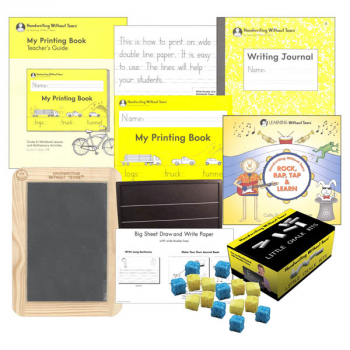 Handwriting Without Tears Grade 1 Kit