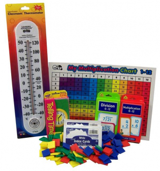 Horizons Grade 1-2 Add-On Manipulative Kit