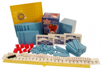 Horizons Grade 2-3 Add-On Manipulative Kit