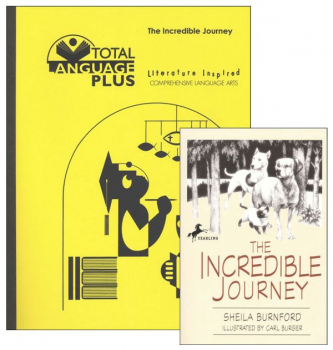 Incredible Journey Study Guide and Book