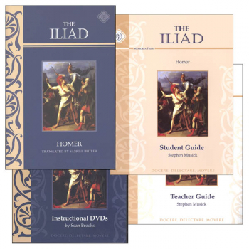 Iliad Set (Memoria Press)