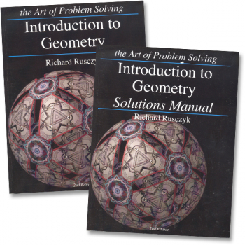 Art of Problem Solving Introduction to Geometry Set