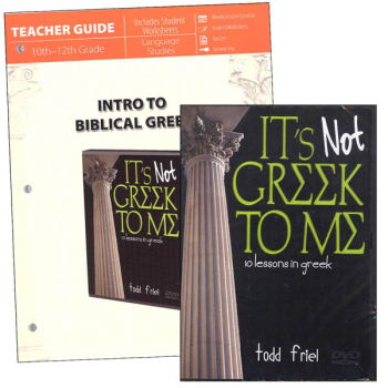 Intro to Biblical Greek Package