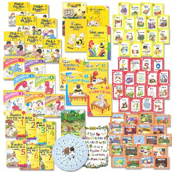 Jolly Phonics Comprehensive Set