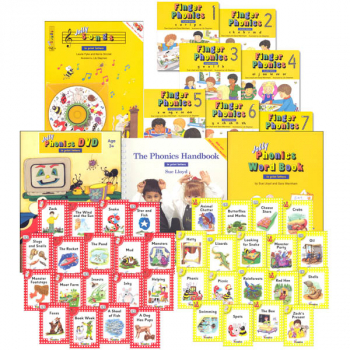 Jolly Phonics Starter Kit Extended w/Handbook