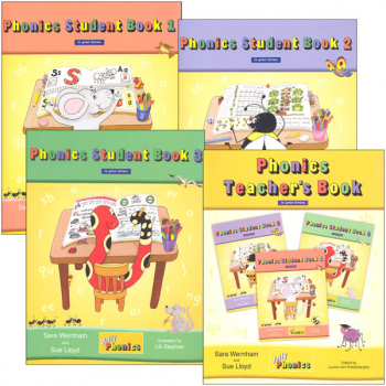 Jolly Phonics Starter Kit