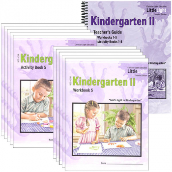 Kindergarten II LittleLight Complete Set