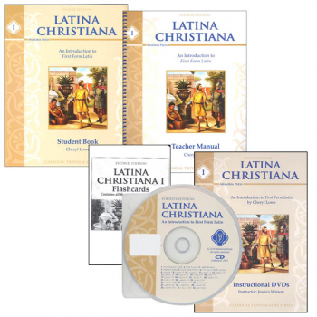 Latina Christiana Complete Set Revised Edition