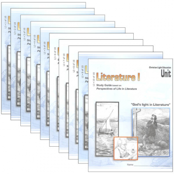 Literature I LightUnit 1-10 Set Sunrise Edition