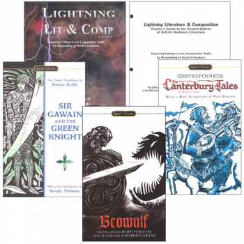 Lightning Literature & Composition British Medieval Lit Package