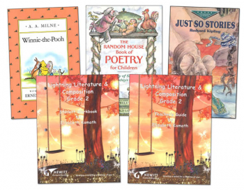 Lightning Literature & Composition Grade 2 Extended Pack