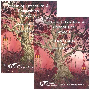 Lightning Literature and Composition Grade 6 Teacher/Student Set