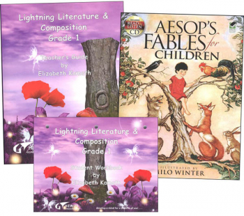 Lightning Literature & Composition Grade 1 Pack