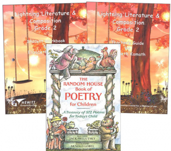 Lightning Literature & Composition Grade 2 Pack