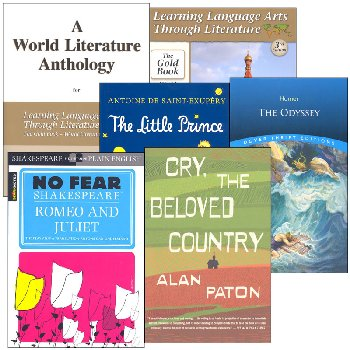 Learning Language Arts Through Literature Complete Package Gold - World Literature