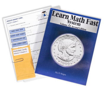 Learn Math Fast System Vol VII + Smart Cards