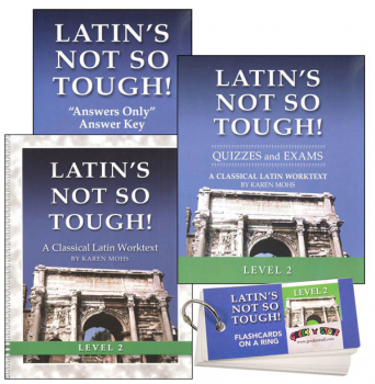 "Latin's Not So Tough Level 2 ""Short"" Set"