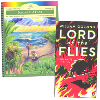 Lord of the Flies Literature Unit Package