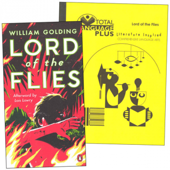 Lord of the Flies Study Guide and Book Set