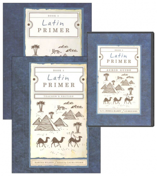 Latin Primer 3: Package 3rd Edition - No Flashcards
