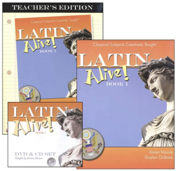 Latin Alive! Book 1 Bundle