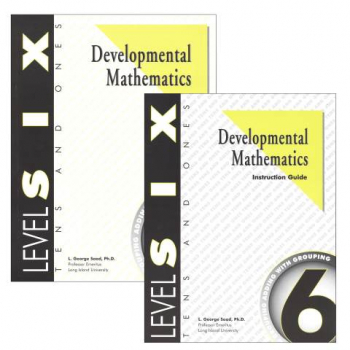Developmental Math Level 6 Teacher & Student