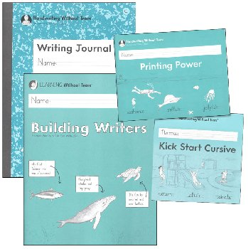 Learning Without Tears Grade 2 Student Package Plus