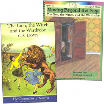 Lion, the Witch, and the Wardrobe Literature Unit Package