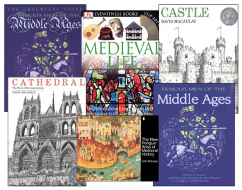 Middle Ages Study Package