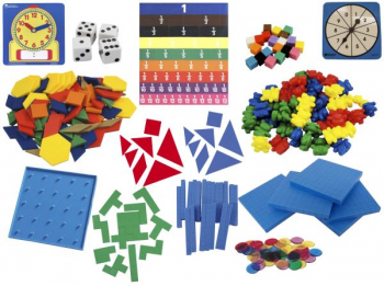 Math Manipulative Super Set (K-3)