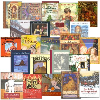 Memoria Press 3rd Grade Read-Alound Picture Books Program