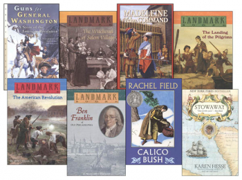 Memoria Press 5th Grade American/Modern Studies Supplemental Reading Sets