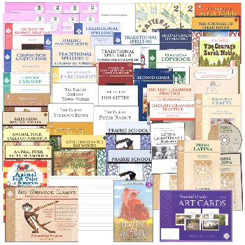 Memoria Press Curriculum 2nd Grade Package