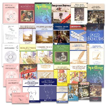 Memoria Press Curriculum 4th Grade Package
