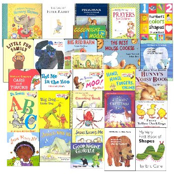 Memoria Press Curriculum Preschool Package