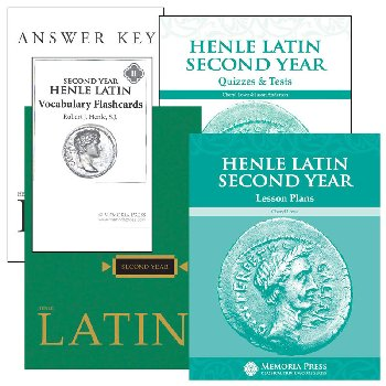 Henle Latin II Package