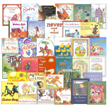 Memoria Press Jr. Kindergarten Read-Aloud Program