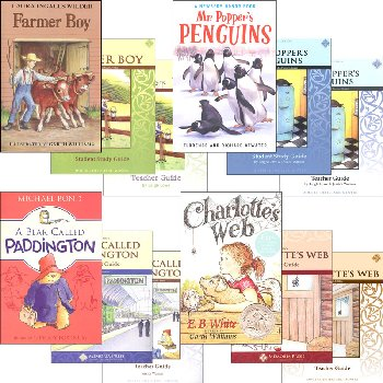 Memoria Press Literature Third Grade Package